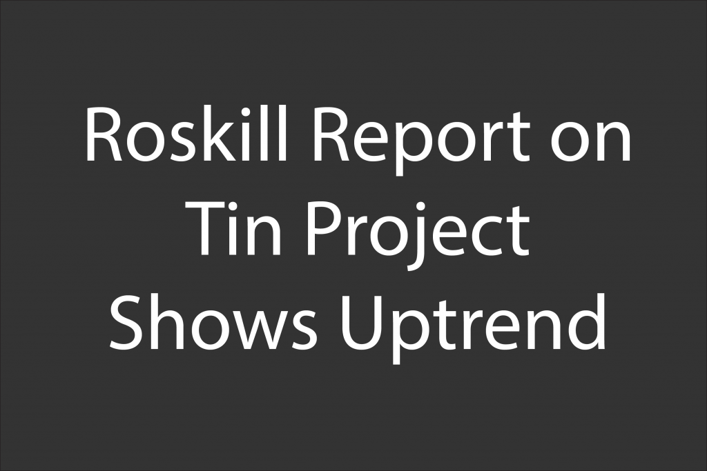 Elementos Roskill Report on tin shows uptrend in January 2019